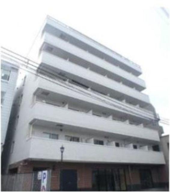 ソナーレ横浜外観