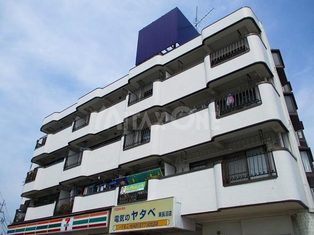 稲城第二末広マンションの外観外観