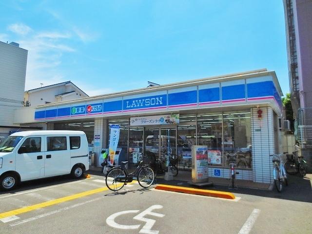 ローソン西加賀屋四丁目店