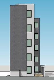 3月完成予定の新築オートロックMS