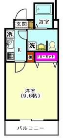 ステラ新丸子 402号室