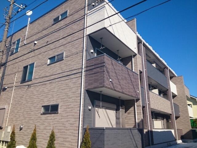 成増駅 バス12分「土支田二丁目」徒歩6分の外観画像