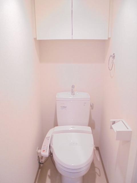 スカイコート練馬壱番館トイレ
