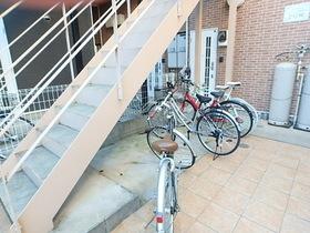 ラ・シャンス東橋本第3 1号棟駐車場