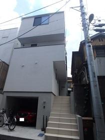 恵比寿南戸建エントランス