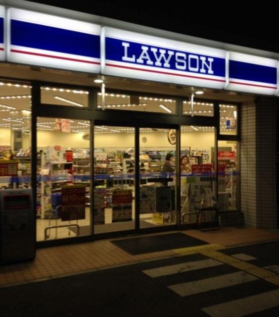 ローソン堺堀上町店