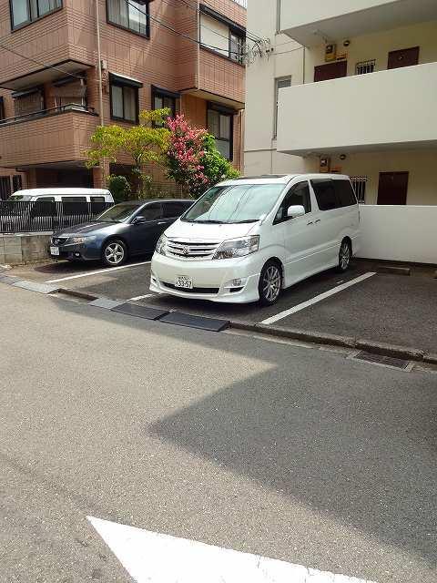 グリーンハイツ南軽井沢駐車場