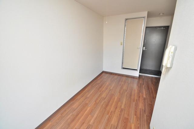 シティハイツ布施 明るいお部屋は風通しも良く、心地よい気分になります。