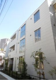 BLANCHE目黒三田の外観画像