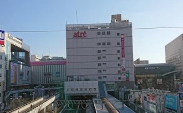 鮫洲駅 徒歩2分[周辺施設]ショッピングセンター