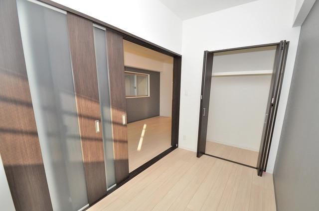 InfieldⅢ(インフィルドⅢ) 窓があるので風通しが良く、快適な睡眠がとれそうですね。