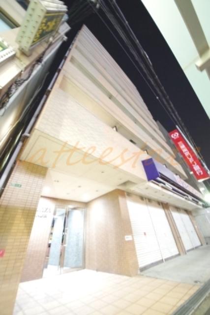 大阪市城東区今福西3丁目の賃貸マンションの外観