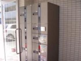 大島駅 徒歩22分エントランス