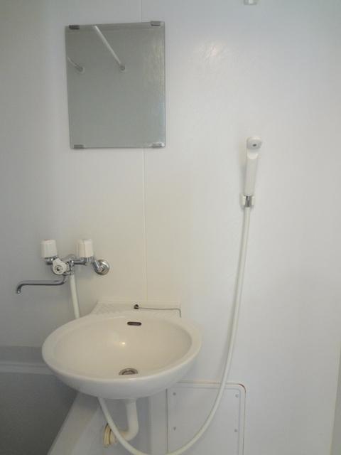 シャトーメイワ洗面所