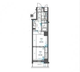 フェニックス横濱初音町2階Fの間取り画像