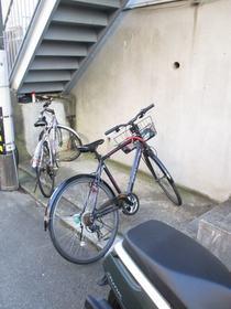 日吉駅 徒歩15分共用設備