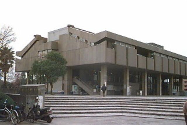 堺市立中央図書館