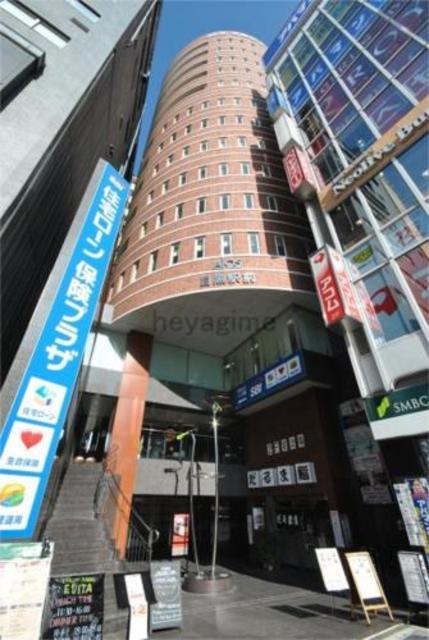 MG目黒駅前の外観画像