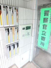 地下鉄赤塚駅 徒歩6分エントランス