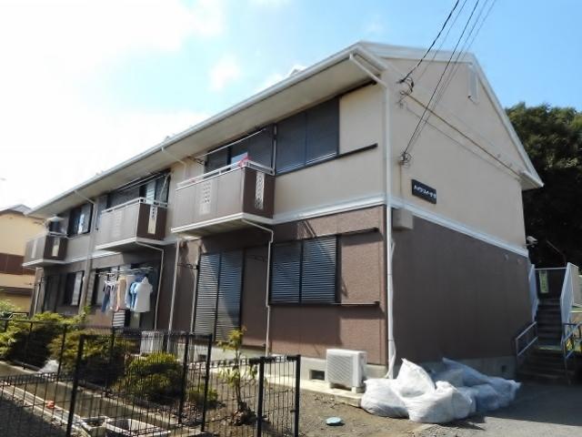 愛甲石田駅 バス11分「愛名入口」徒歩2分外観