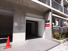 馬喰横山駅 徒歩10分エントランス