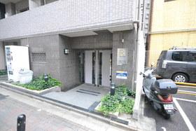 プライムアーバン千代田富士見エントランス