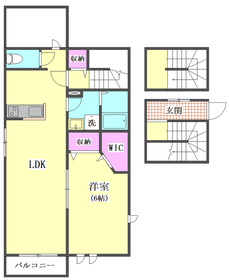 クレールメゾン 301号室