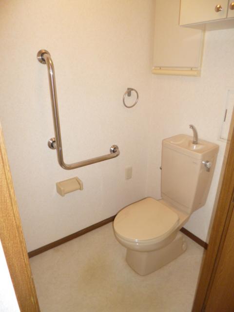 ルシオール赤塚トイレ