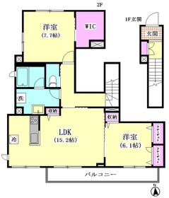 南蒲田3丁目シャーメゾン 202号室