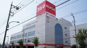 コジマ×ビックカメラ東大和店