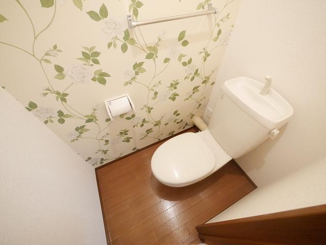 グリーンハウスAトイレ