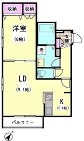 メゾンプラージュ 202号室