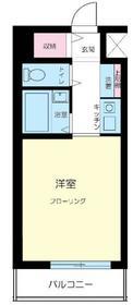 荻窪駅 徒歩2分5階Fの間取り画像