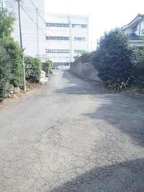 コーポアネスト駐車場
