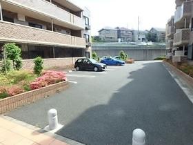 パインヒルズ駐車場