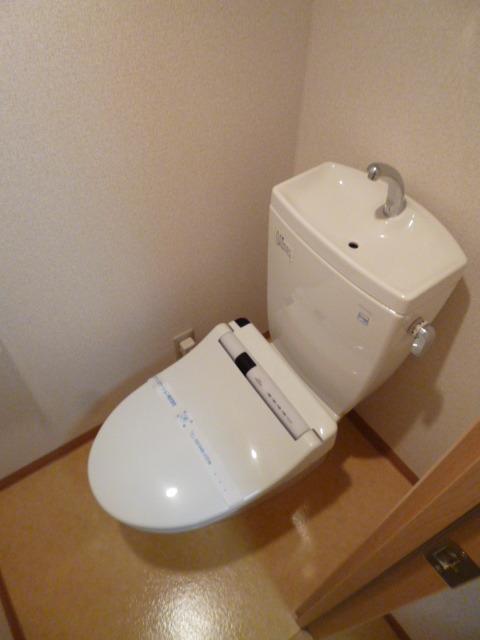 コーナス・コートトイレ