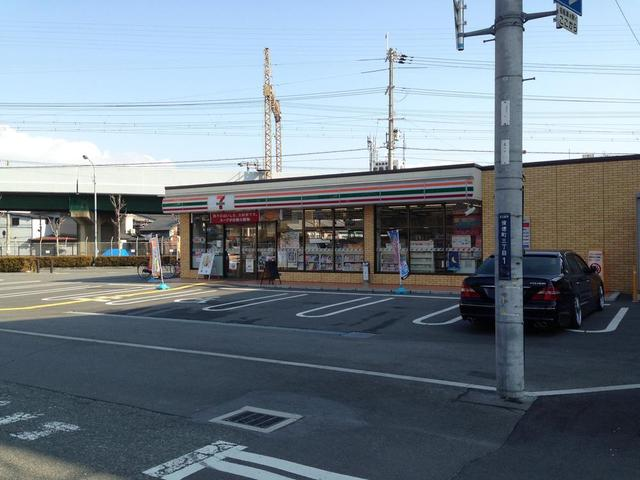 エスポアール春日Ⅱ セブンイレブン東大阪俊徳町3丁目店