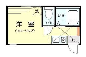 G・Aパーク鶴ヶ峰2階Fの間取り画像