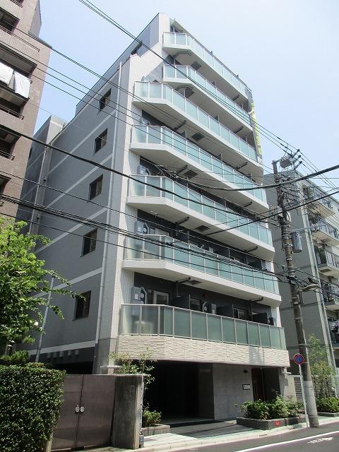 N-stage Kameido 2外観