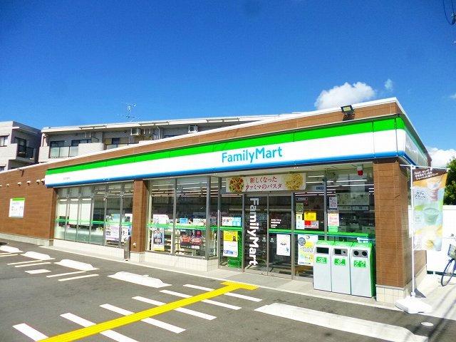 ファミリーマート池田荘園東店
