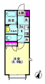 Riso東蒲田 103号室