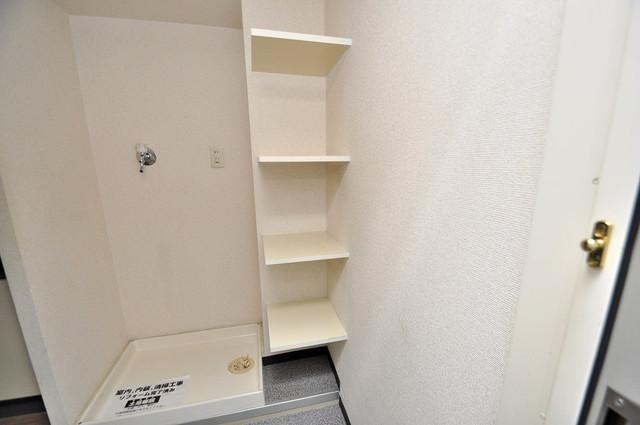 エスポワールⅡ ゆったりとした玄関。もちろんシューズボックスもあります。