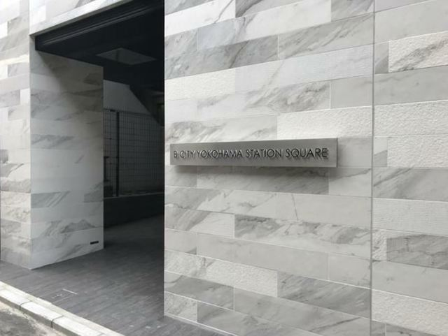 B CITY YOKOHAMA STATION SQUAREエントランス