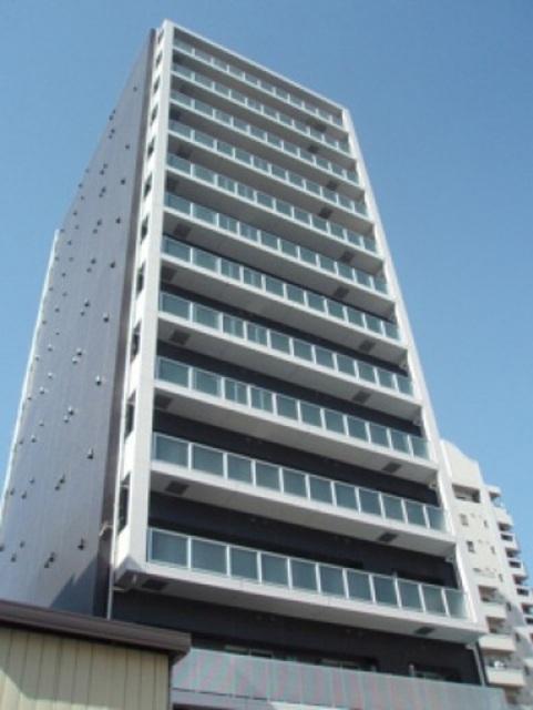 レジディア川崎の外観画像