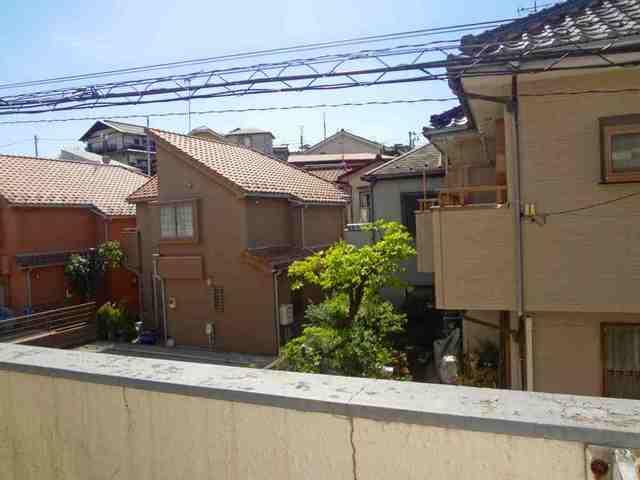 和田町駅 徒歩20分景色