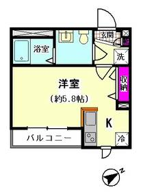 S.court 207号室