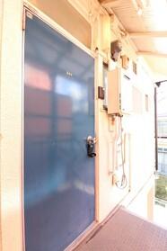 サンホームニシオ 206号室