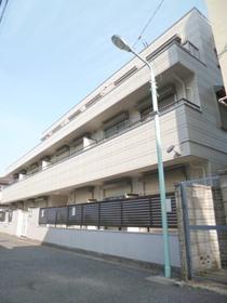 クレッセント椎名町 2号棟の外観画像