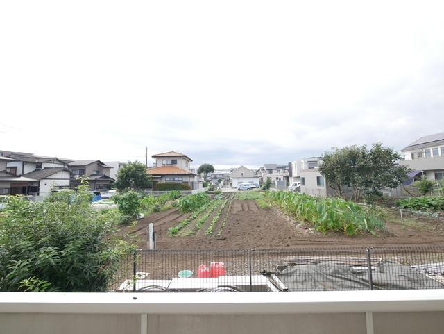 ハピネス渋谷景色