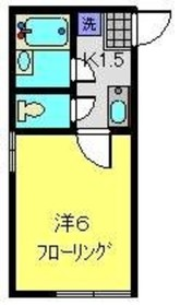 希望ヶ丘駅 徒歩20分1階Fの間取り画像
